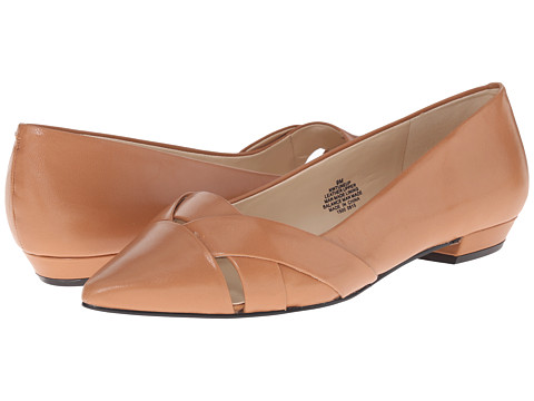 Nine West - Tuneup (Natural Leather) Women