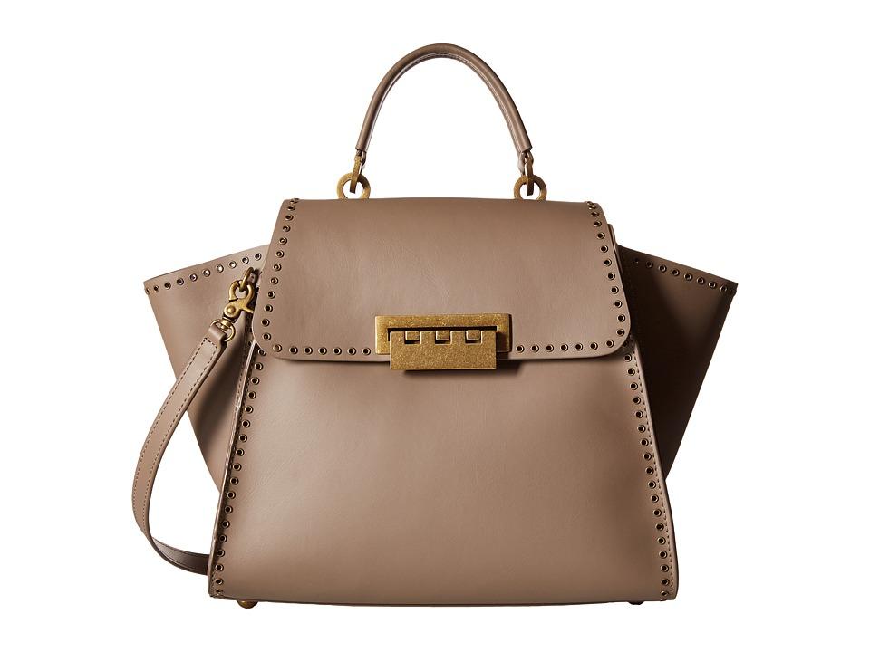 ZAC Zac Posen - Eartha Iconic Top-Handle (Mink) Top-handle Handbags