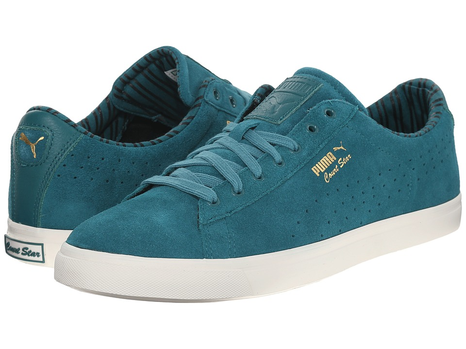 PUMA - Court Star Vulc Citi Series (Storm) Men