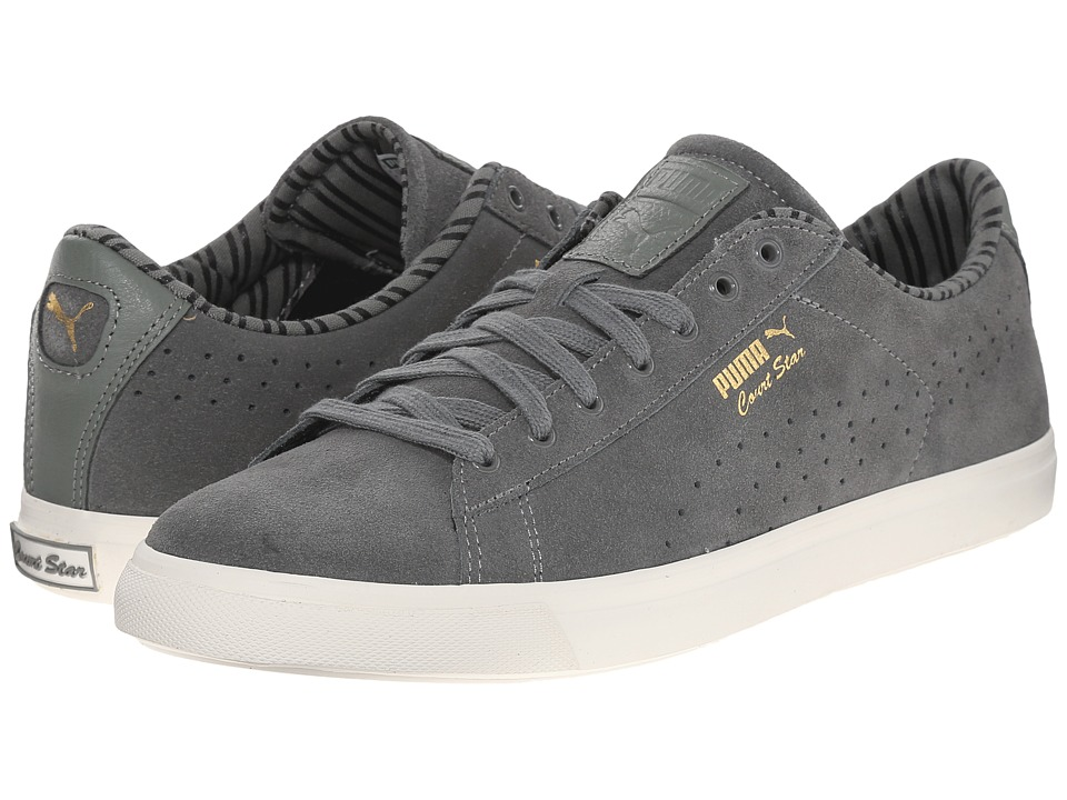 PUMA - Court Star Vulc Citi Series (Castor Gray) Men
