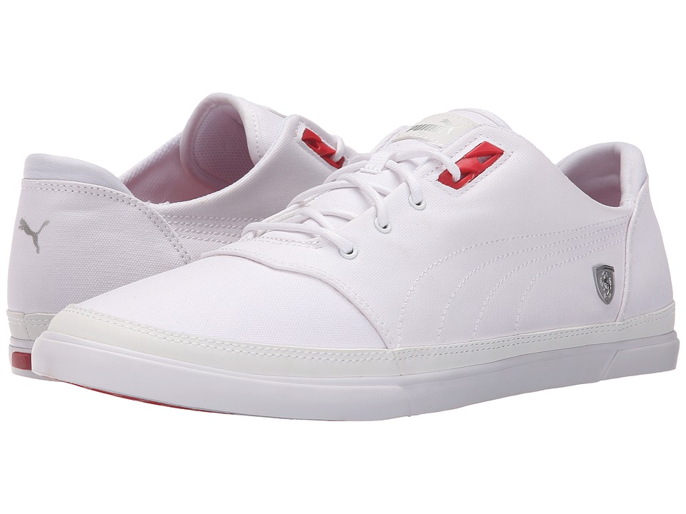 PUMA - Bombato SF NM (White) Men's Shoes