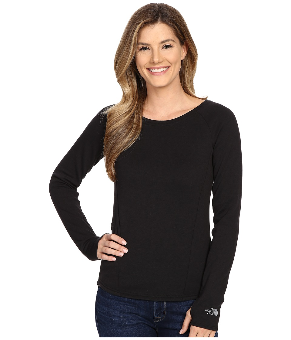 The North Face - Slacker Pullover (TNF Black) Women's Long Sleeve Pullover