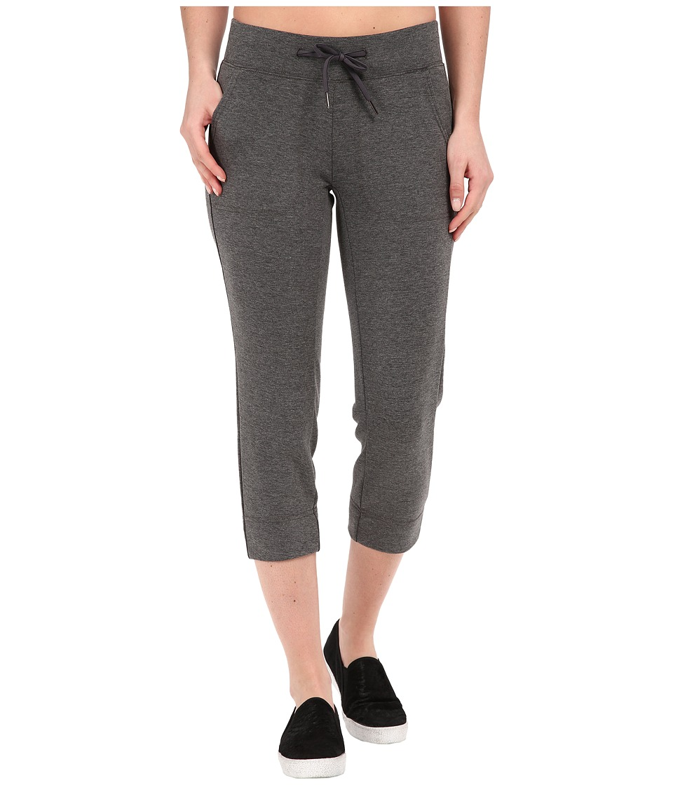 The North Face Slacker Capris (TNF Dark Grey Heather) Women