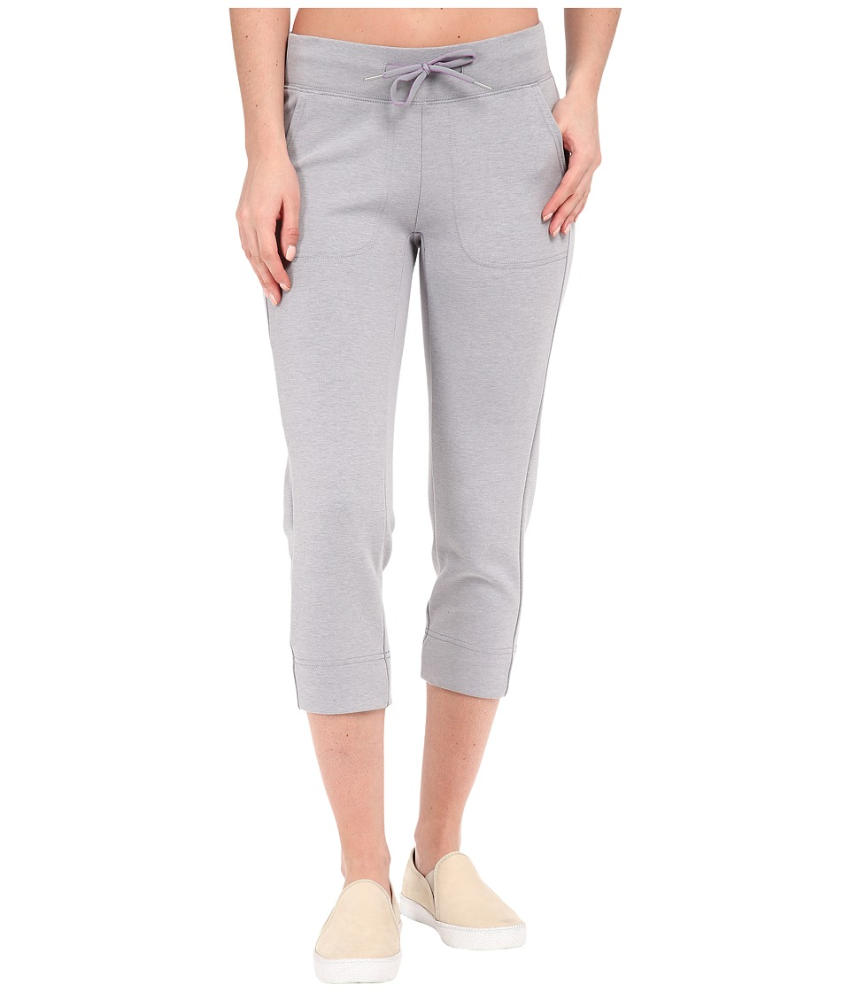 The North Face Slacker Capris (TNF Light Grey Heather) Women