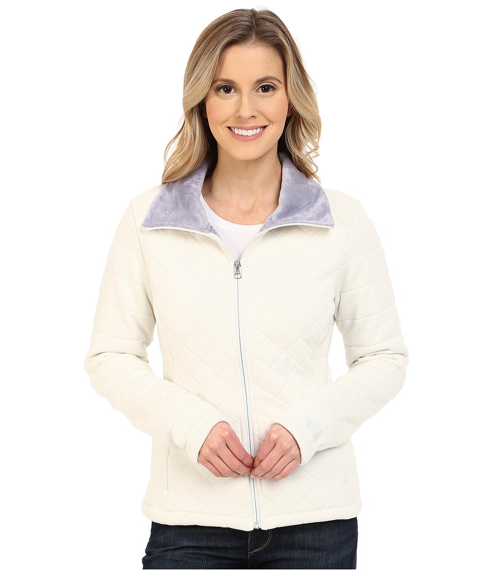The North Face Caroluna Crop Jacket (Vaporous Grey) Women