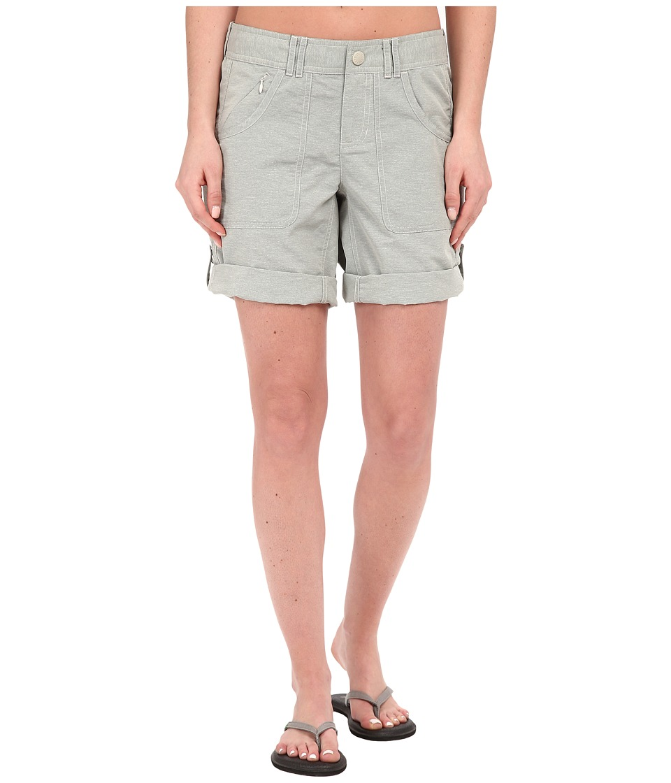 The North Face - Horizon 2.0 Roll-Up Shorts (Moonstruck Grey) Women's Shorts