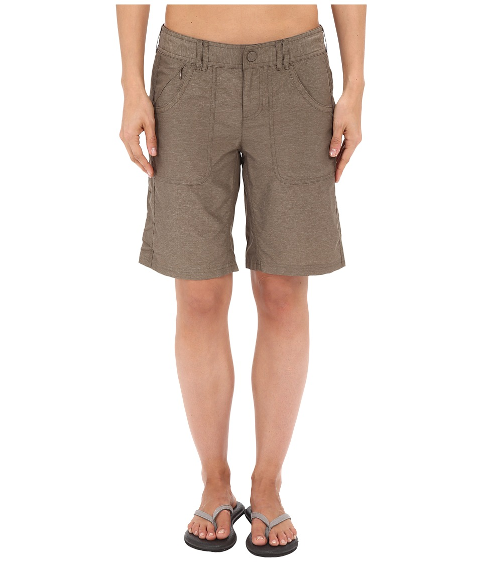 The North Face - Horizon 2.0 Roll-Up Shorts (Weimaraner Brown) Women's Shorts