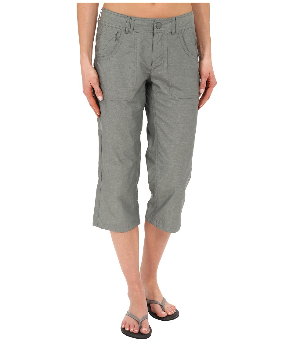 The North Face - Horizon 2.0 Capris (Sedona Sage Grey) Women's Capri