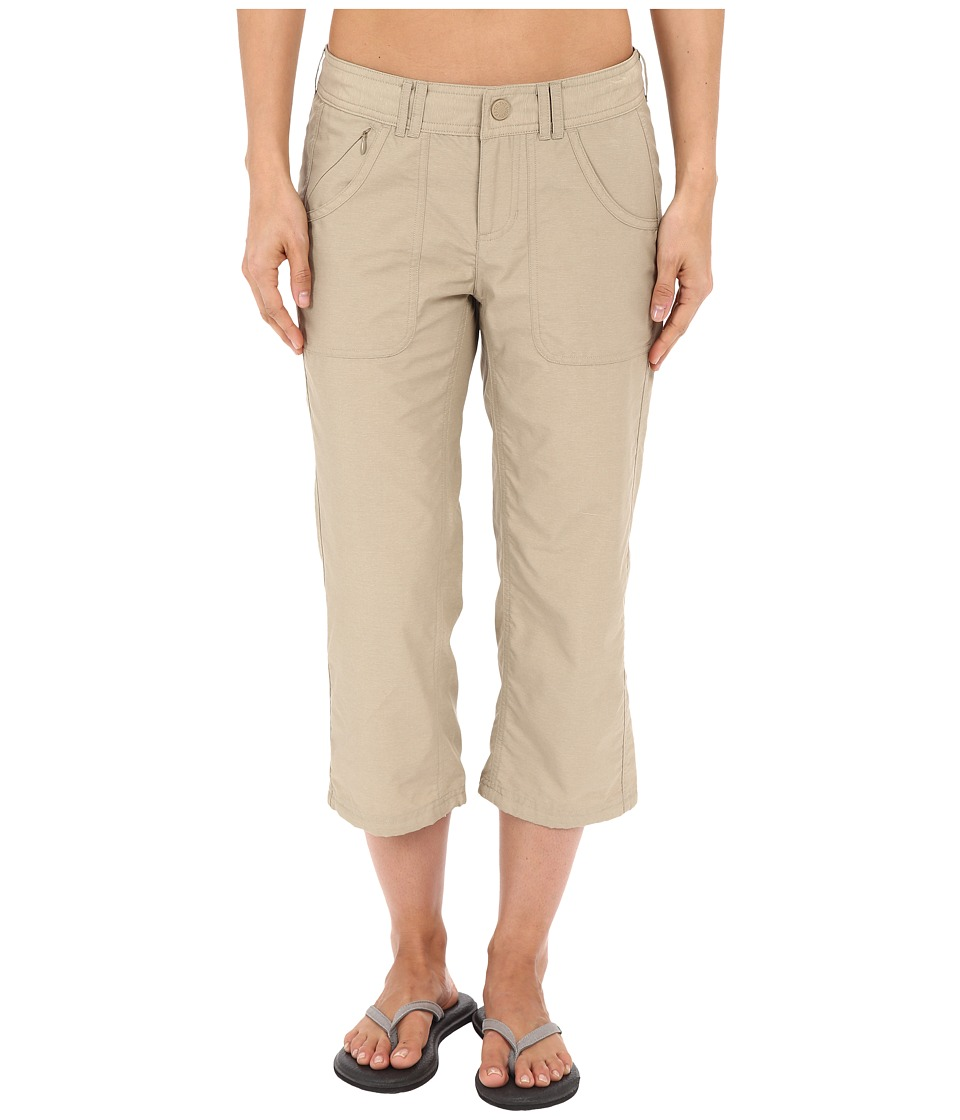 The North Face - Horizon 2.0 Capris (Dune Beige) Women's Capri