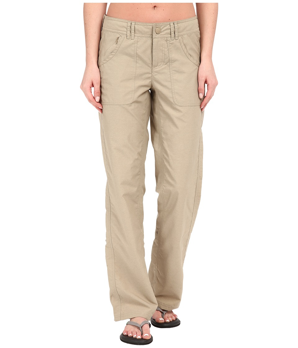 The North Face - Horizon 2.0 Pants (Dune Beige) Women's Casual Pants