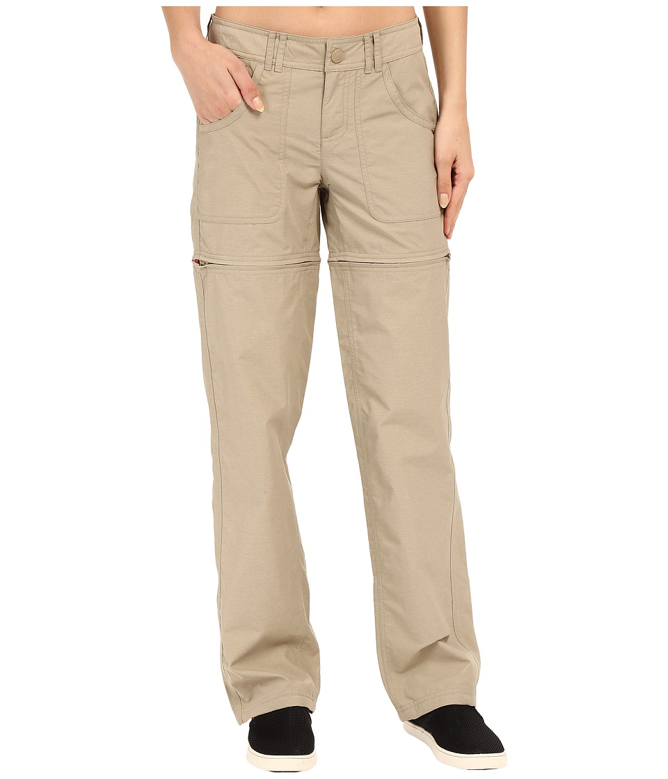 The North Face - Horizon 2.0 Convertible Pants (Dune Beige) Women's Casual Pants