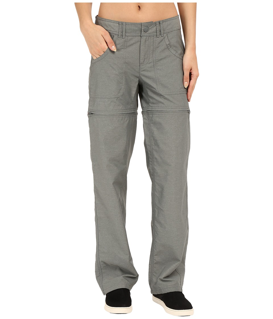 The North Face - Horizon 2.0 Convertible Pants (Sedona Sage Grey) Women's Casual Pants