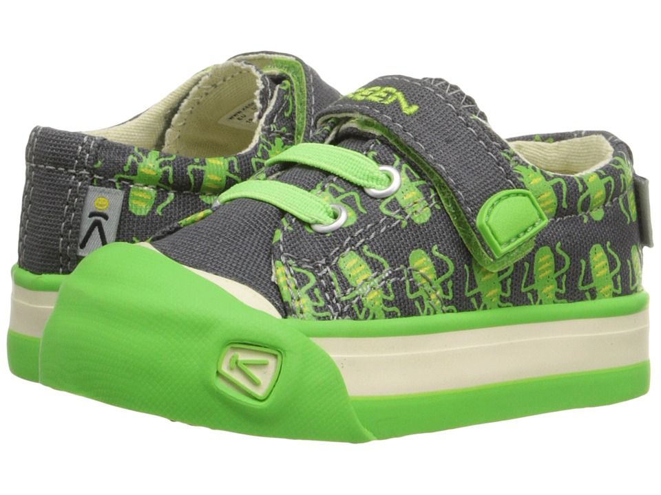 Keen Kids - Coronado Print (Toddler) (Magnet Bugs) Boys Shoes