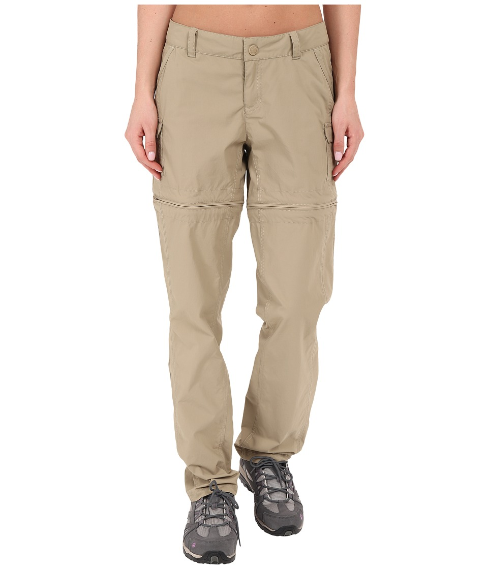 The North Face - Paramount 2.0 Convertible Pants (Dune Beige) Women's Casual Pants