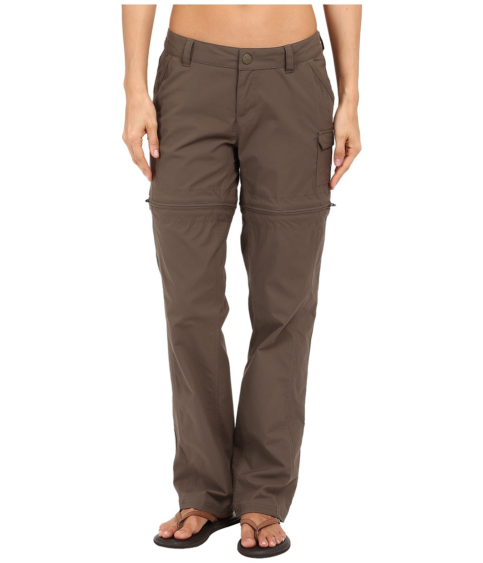 The North Face - Paramount 2.0 Convertible Pants (Weimaraner Brown) Women's Casual Pants