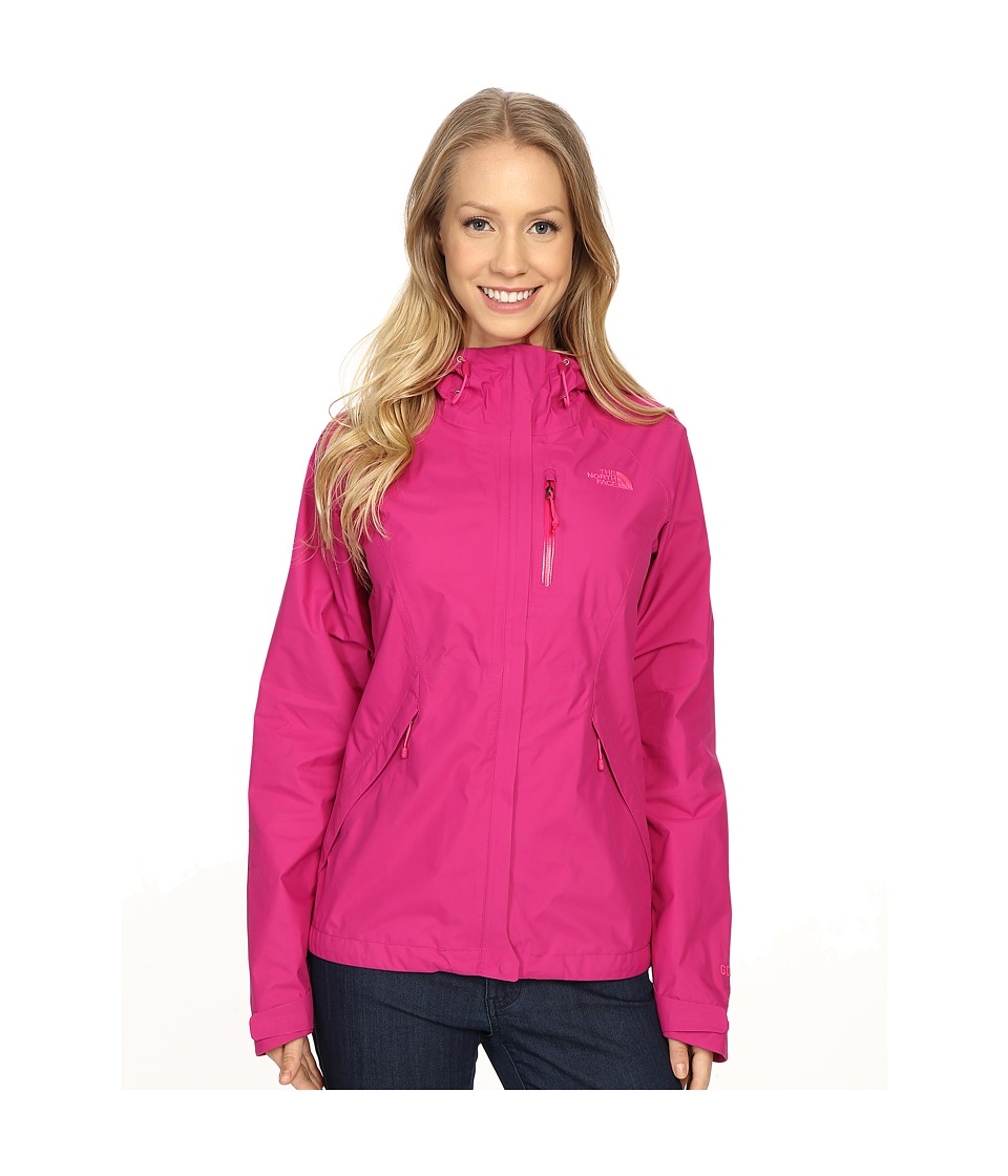 The North Face - Dryzzle Jacket (Fuchsia Pink) Women's Coat