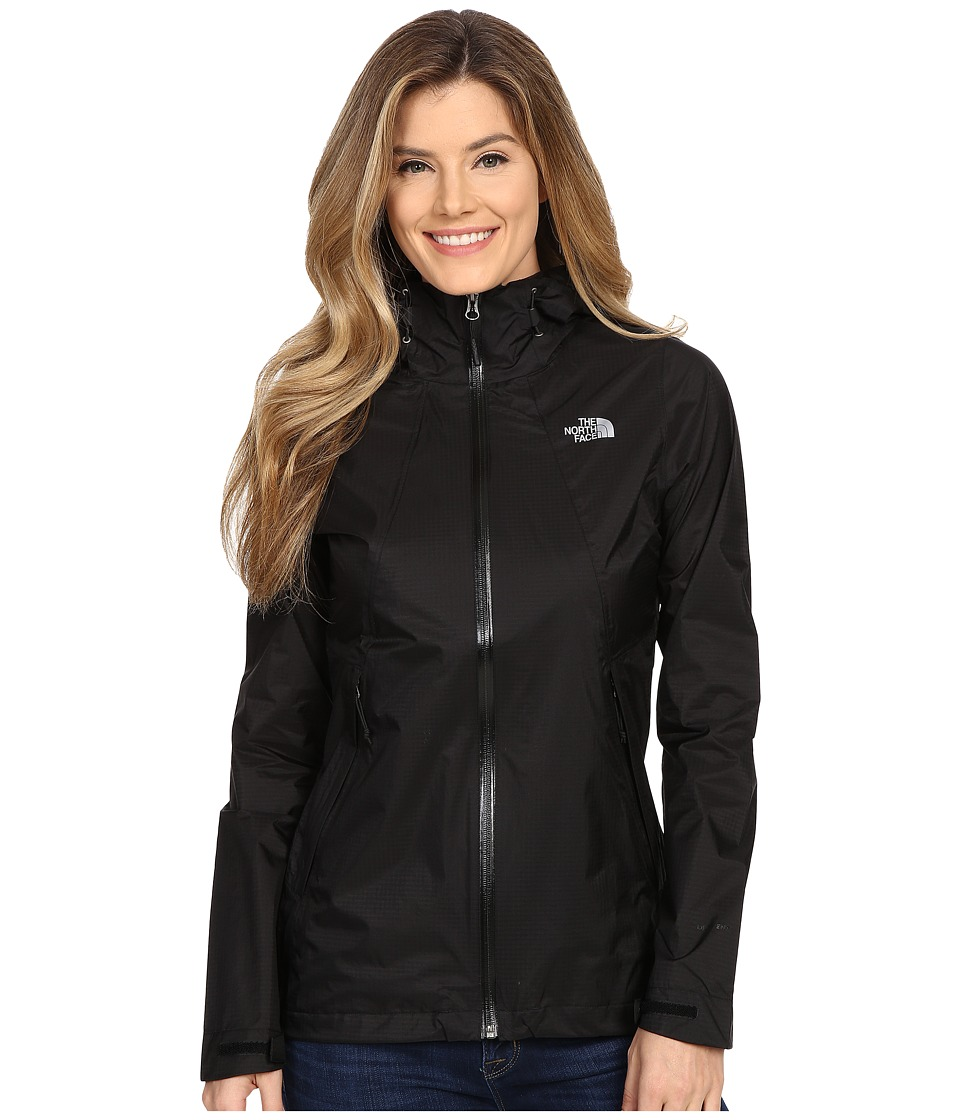The North Face - Venture Fastpack Jacket (TNF Black) Women's Coat