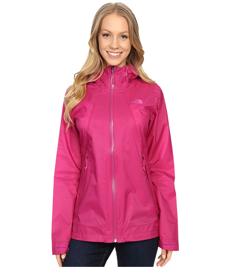 The North Face - Venture Fastpack Jacket (Fuchsia Pink) Women's Coat