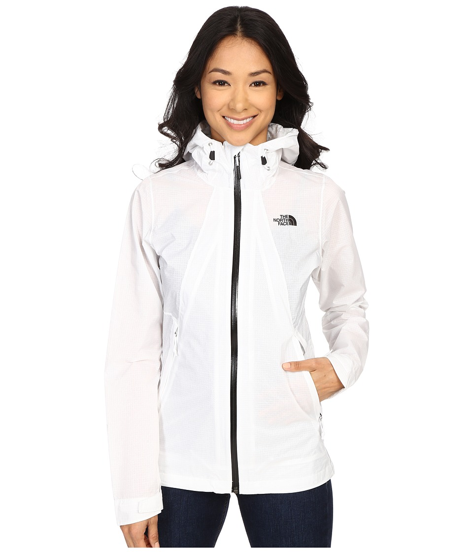The North Face - Venture Fastpack Jacket (TNF White) Women's Coat