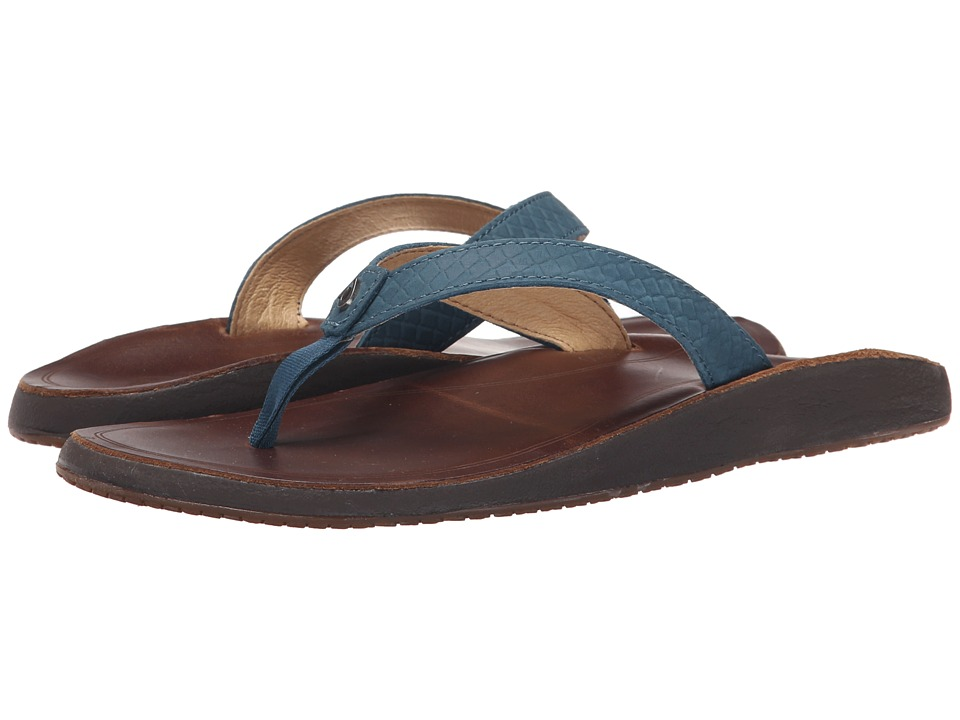 OluKai - Pua (Oceans/Bean) Women's Sandals