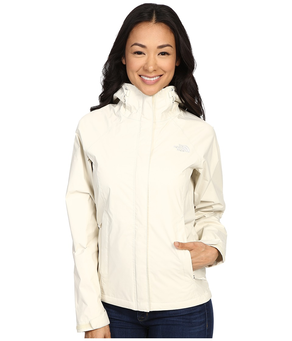 The North Face - Venture Jacket (Vintage White (Prior Season)) Women's Coat