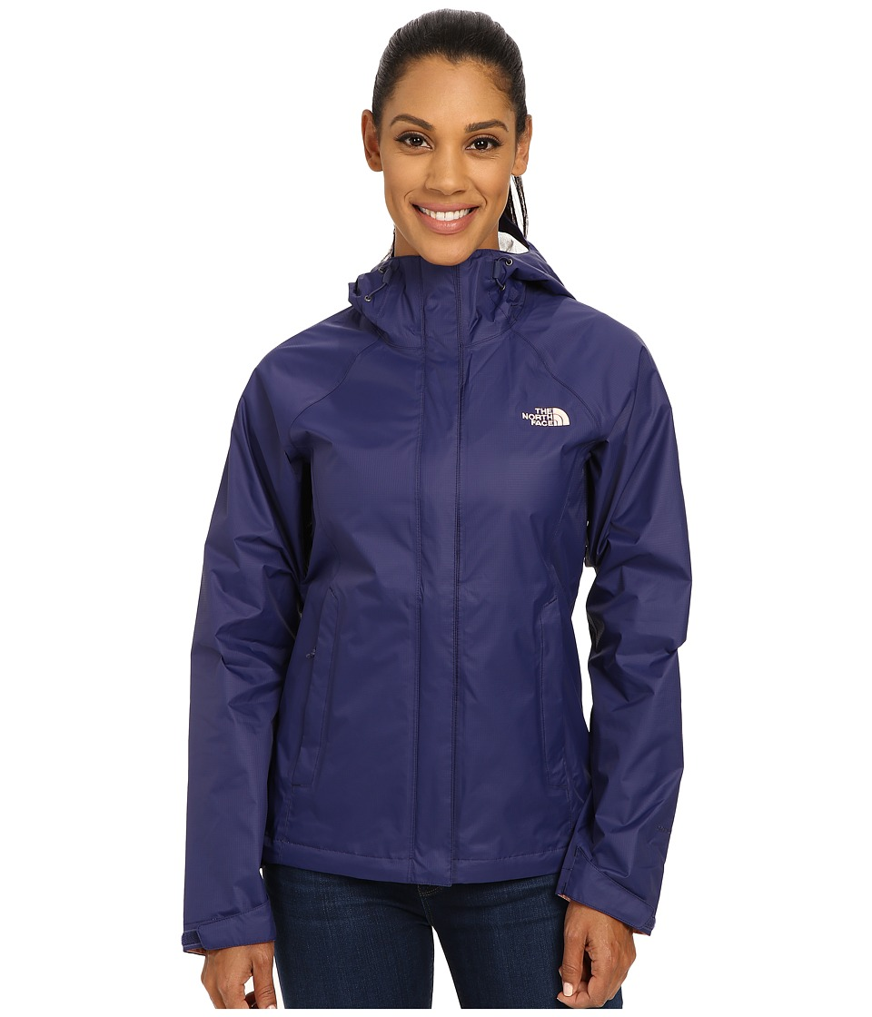The North Face - Venture Jacket (Patriot Blue) Women's Coat