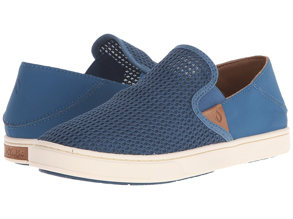 OluKai - Pehuea (Oceans/Oceans) Women's Slip on Shoes