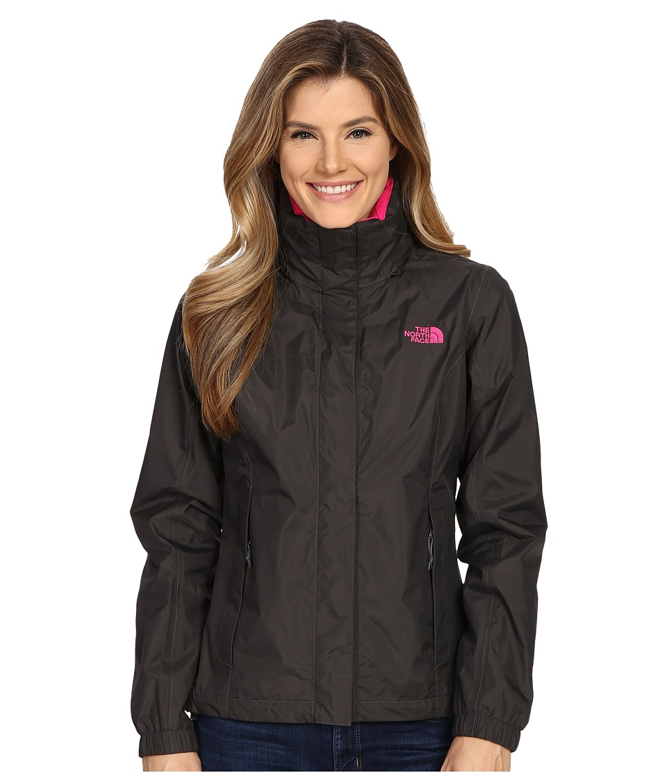 The North Face - Resolve Jacket (Asphalt Grey) Women's Coat