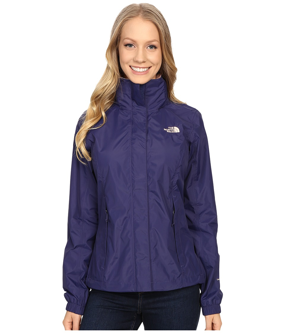 The North Face - Resolve Jacket (Patriot Blue) Women's Coat