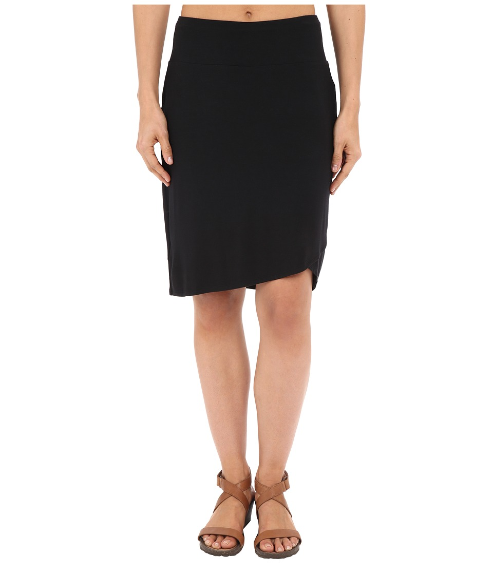 Columbia - All Who Wandertm Skirt (Black) Women's Skirt