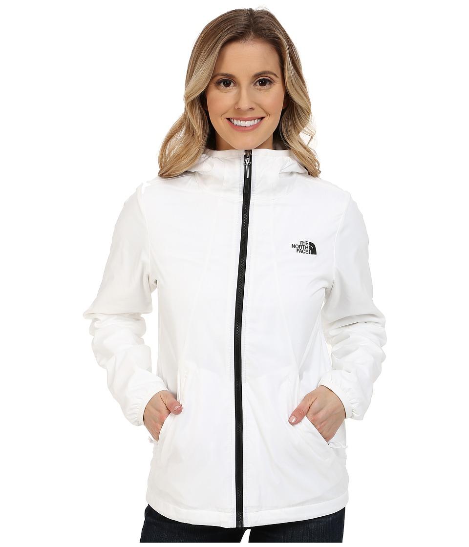 The North Face Pitaya 2 Jacket (TNF White/TNF Black) Women