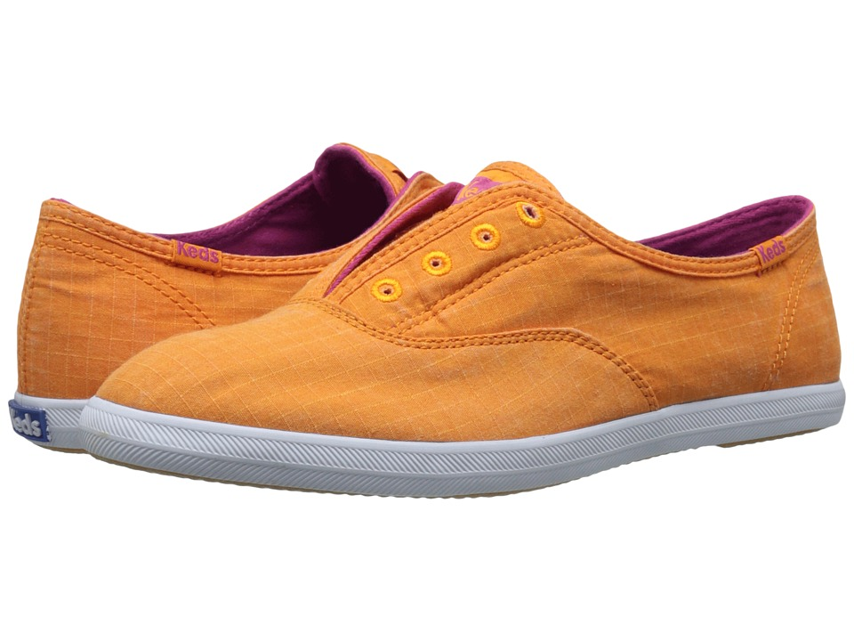 Keds - Chillax Ripstop (Orange) Women