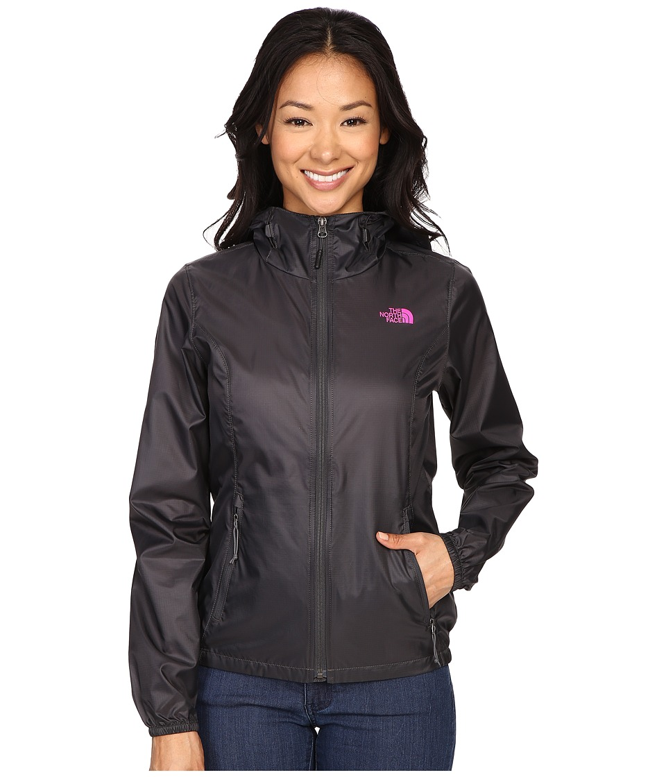 The North Face - Cyclone Hoodie (Asphalt Grey) Women's Coat