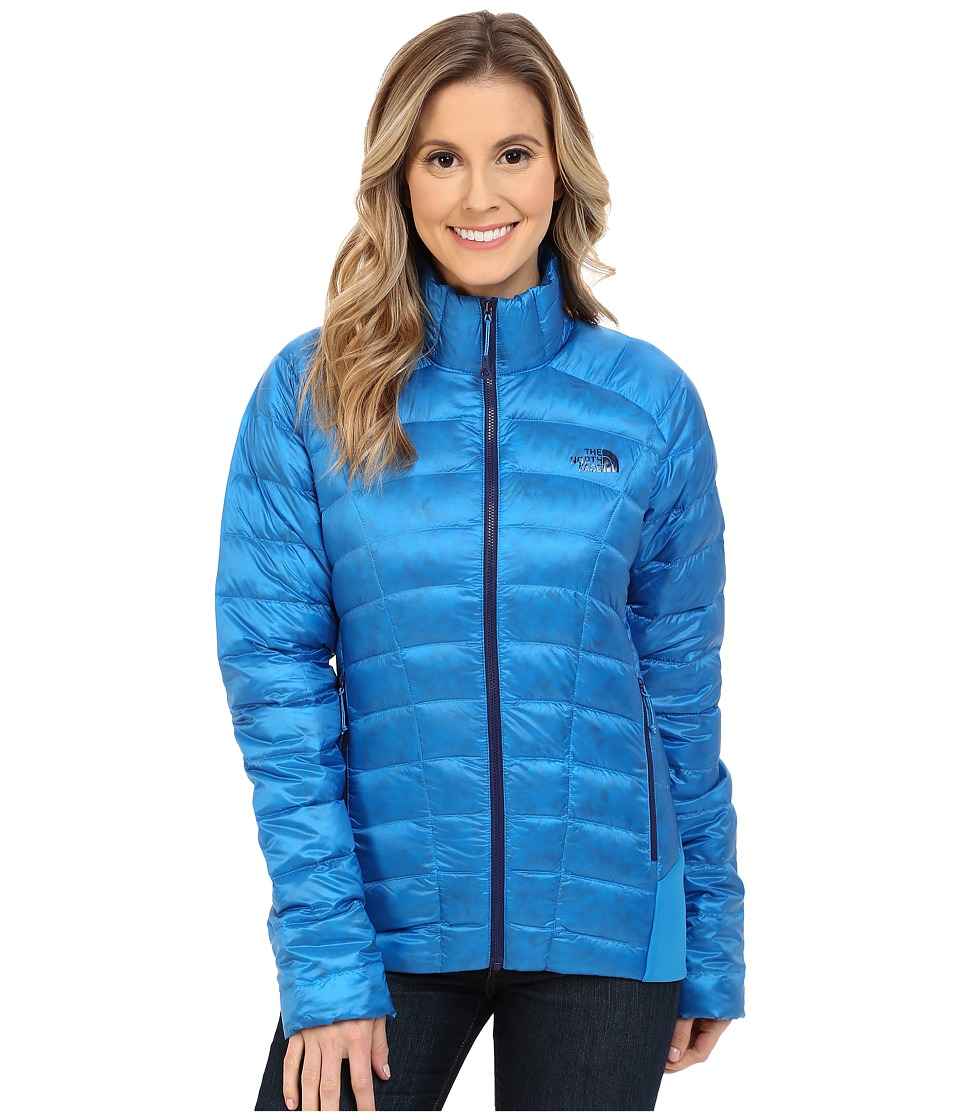 The North Face - Quince Jacket (Clear Lake Blue) Women's Coat