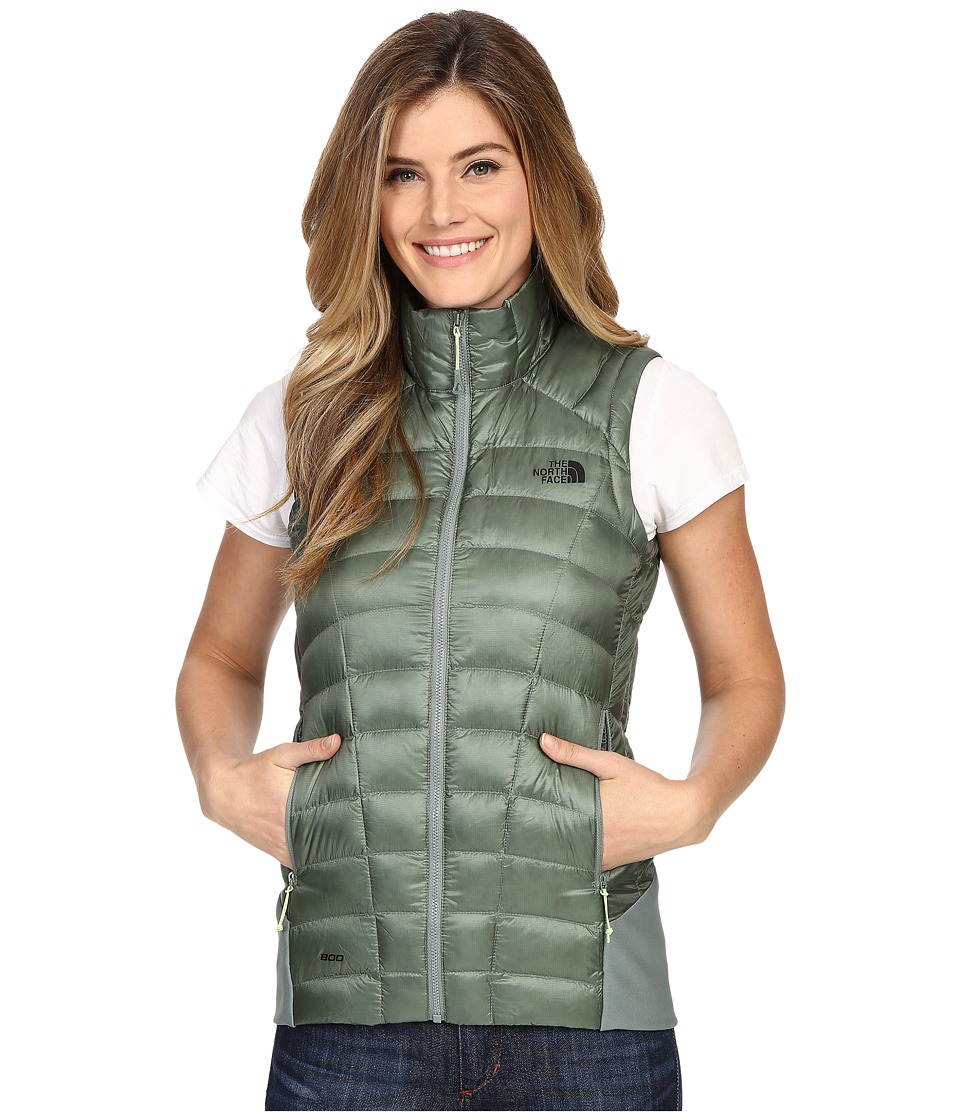 The North Face - Quince Vest (Laurel Wreath Green) Women's Vest