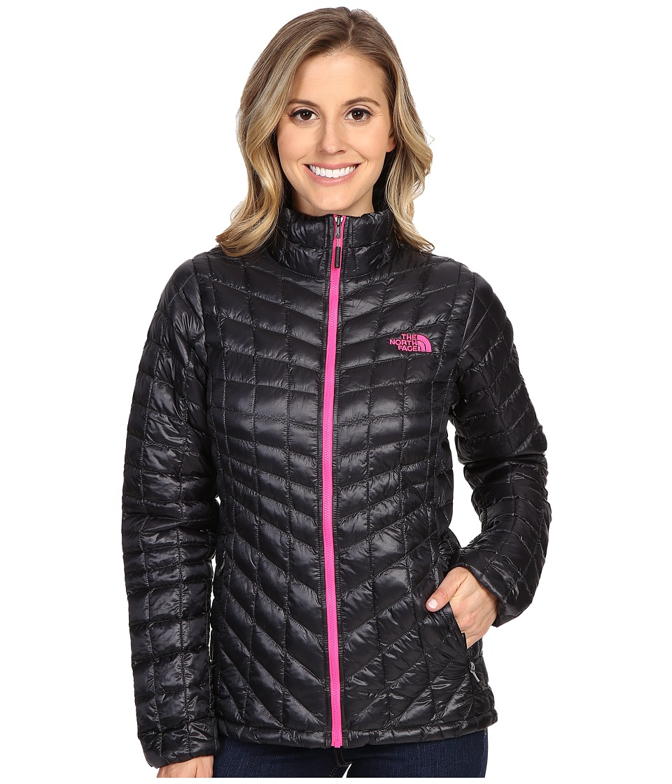 The North Face ThermoBalltm Full Zip Jacket (Asphalt Grey) Women
