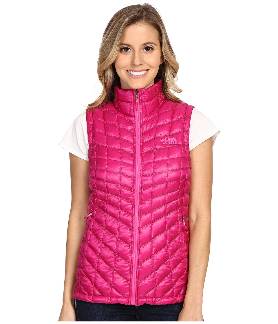 The North Face - ThermoBall Vest (Fuchsia Pink) Women's Vest