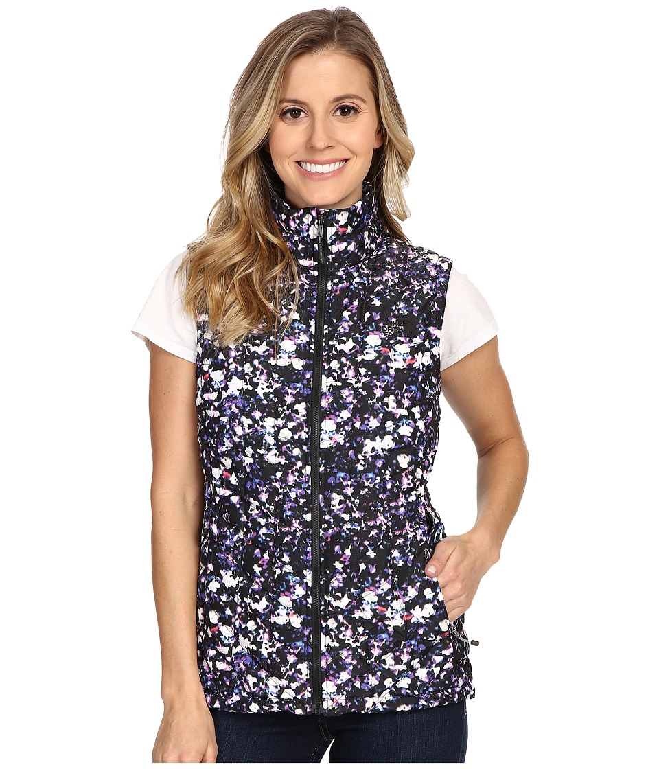 The North Face - ThermoBall Vest (TNF Black Floral Crystal Print) Women's Vest