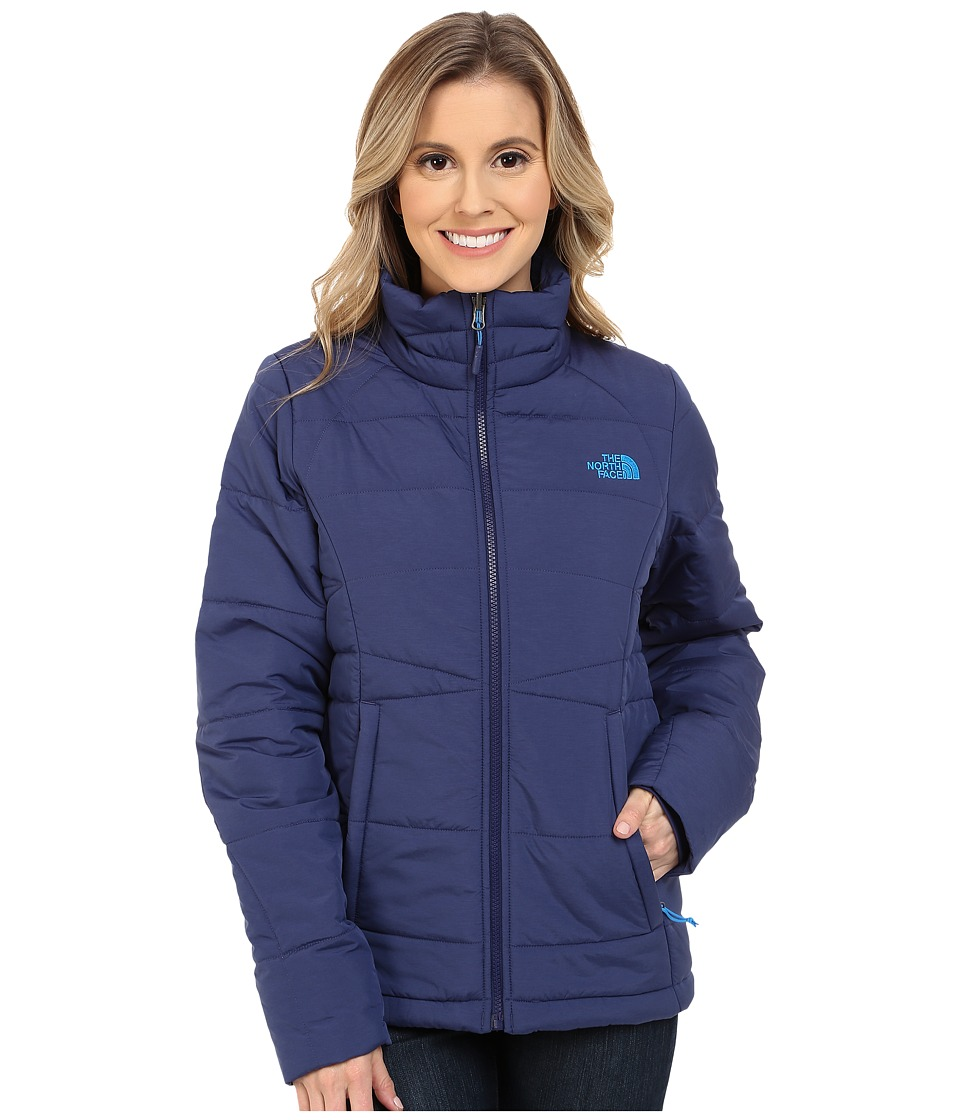 The North Face - Roamer Jacket (Patriot Blue) Women's Coat
