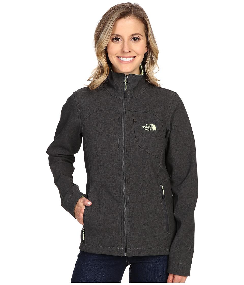 The North Face - Apex Bionic Jacket (TNF Dark Grey Heather) Women's Coat