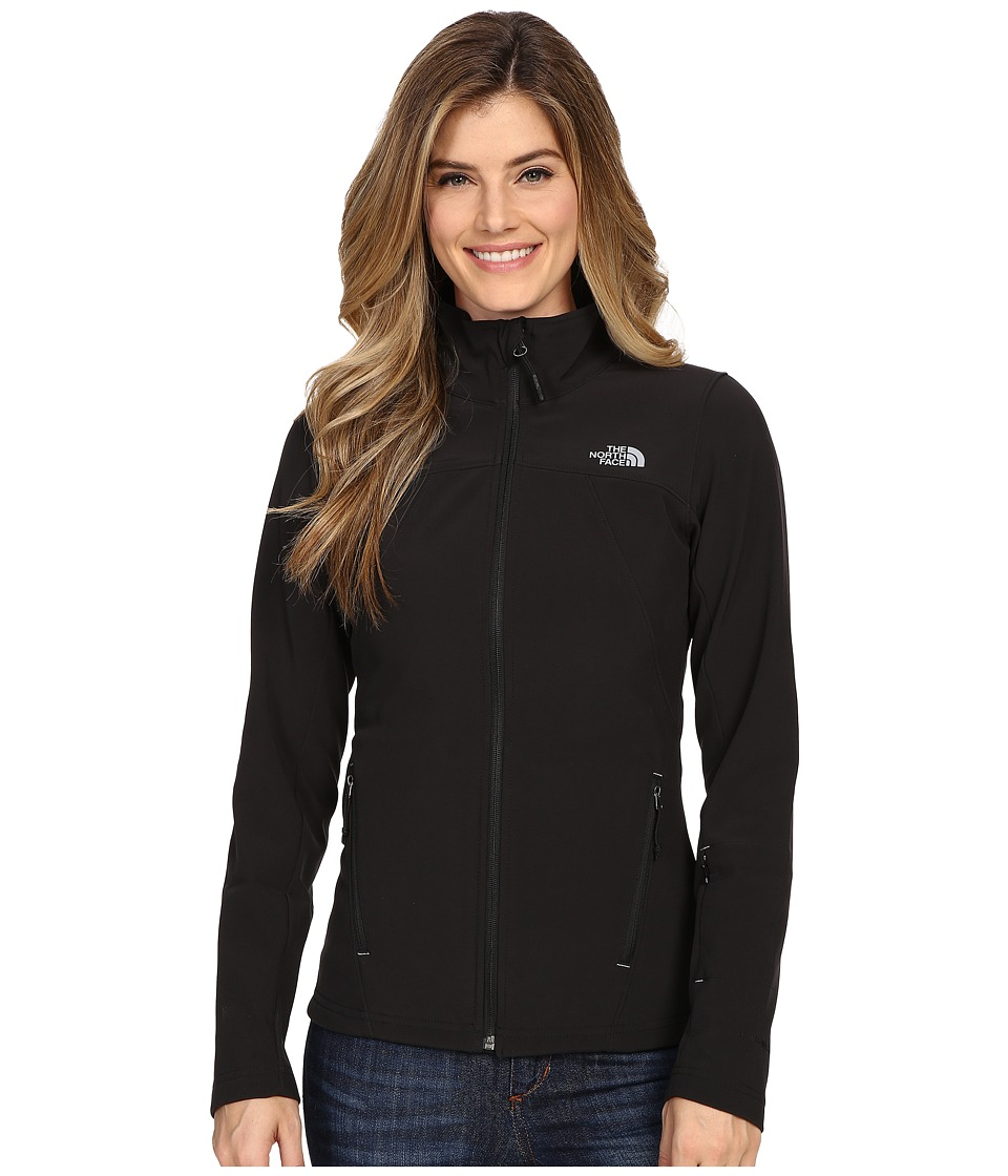 The North Face - Apex Shellrock Jacket (TNF Black) Women's Coat