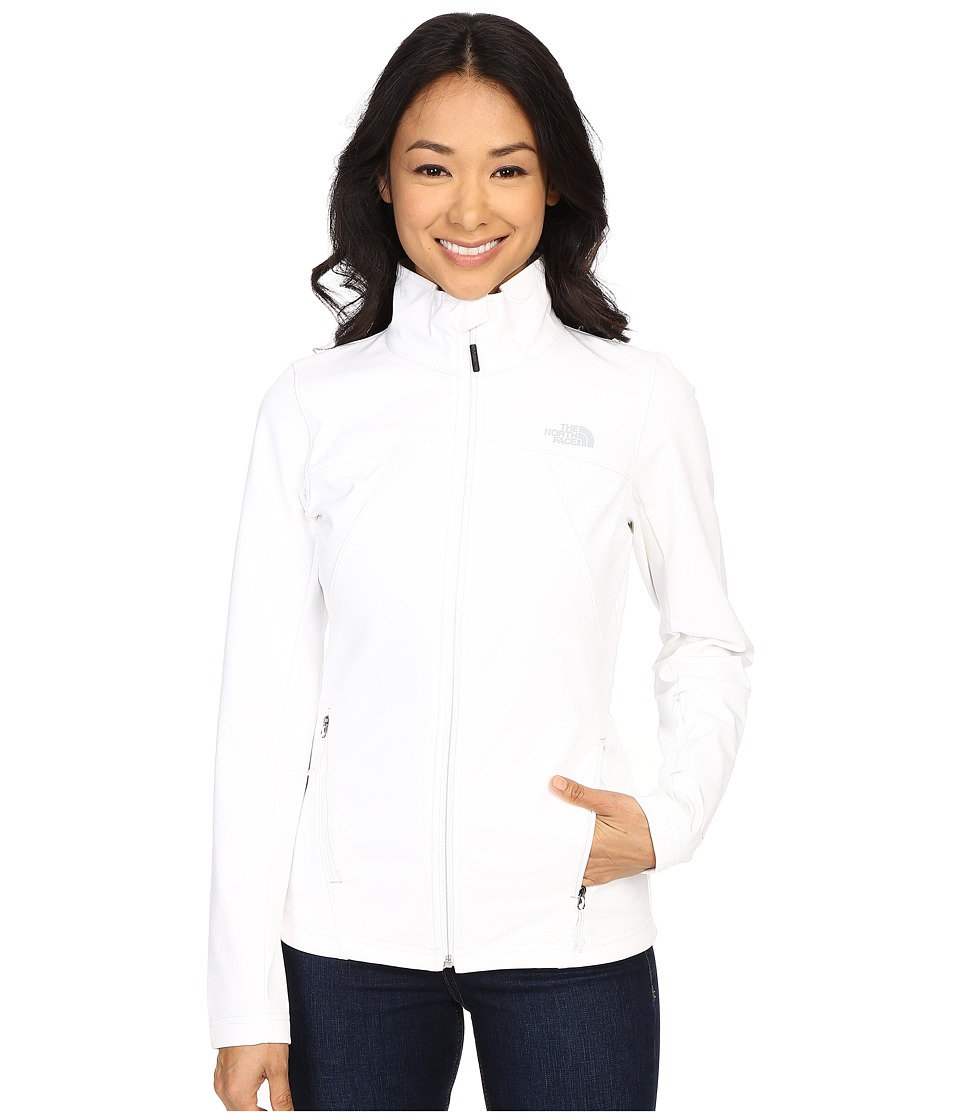 The North Face Apex Shellrock Jacket (TNF White) Women