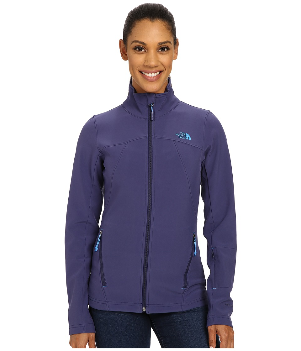 The North Face - Apex Shellrock Jacket (Patriot Blue) Women's Coat