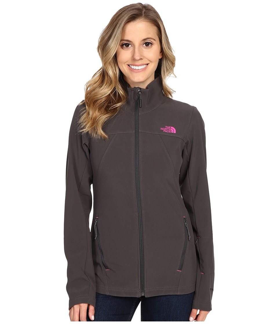 The North Face - Apex Shellrock Jacket (Asphalt Grey) Women's Coat