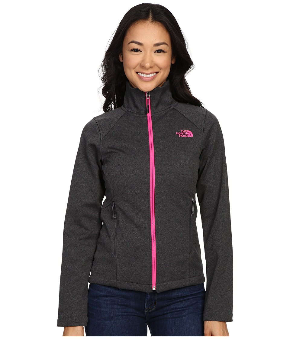The North Face - Canyonwall Jacket (TNF Dark Grey Heather/TNF Dark Grey Heather) Women's Sweatshirt