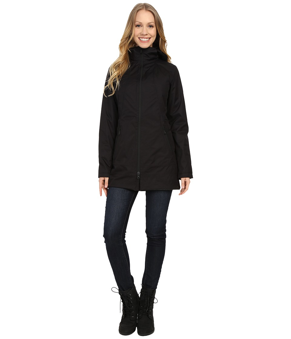 The North Face - Insulated Ancha Parka (TNF Black) Women's Coat
