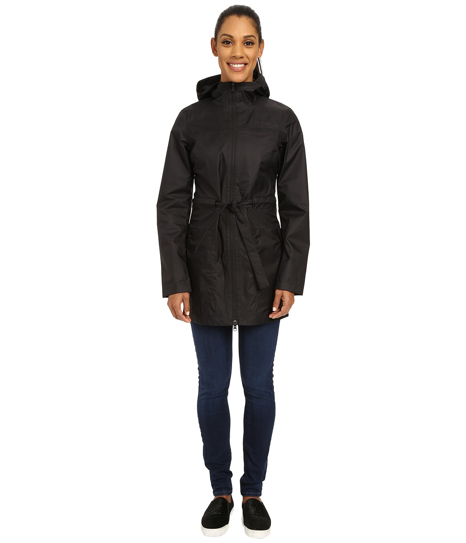 The North Face - Teralinda Trench (TNF Black) Women's Coat