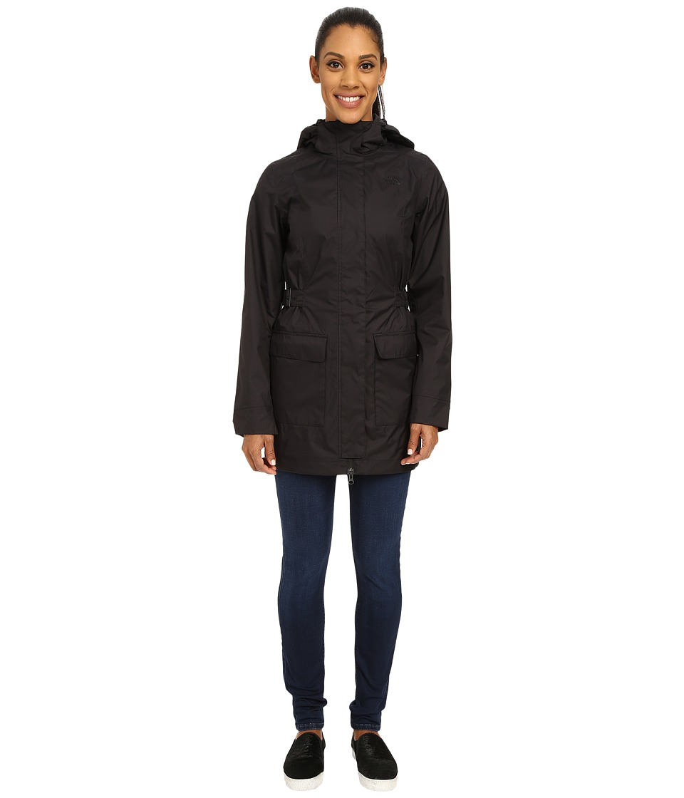 The North Face - Tomales Bay Jacket (TNF Black) Women's Coat