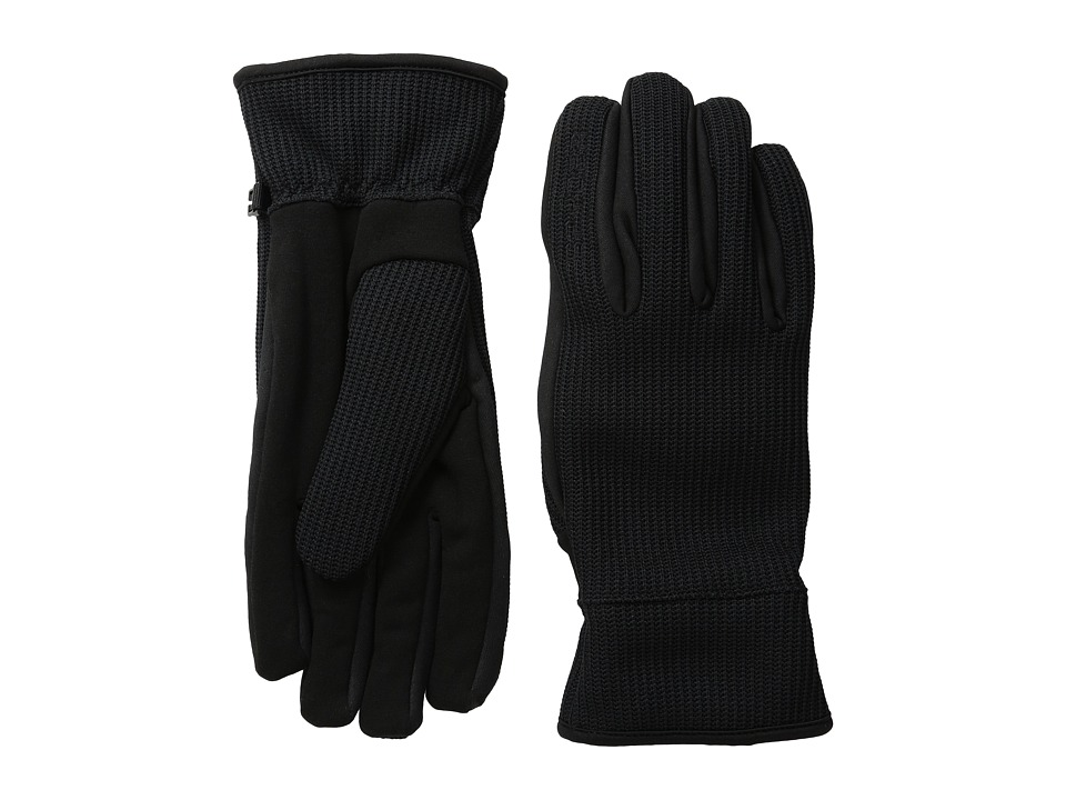 Spyder - Core Sweater Conduct Glove (Black/Black) Ski Gloves
