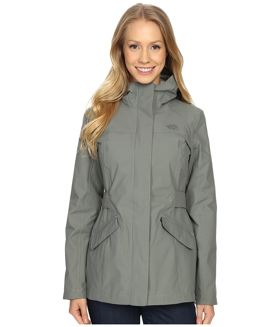 The North Face - Kindling Jacket (Sedona Sage Grey) Women's Coat